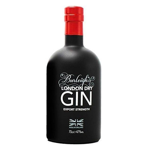 Burleighs Export Strength Gin, 70 cl