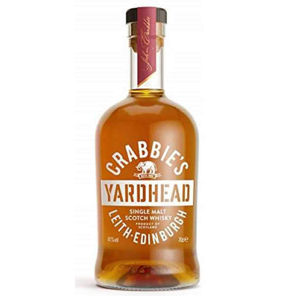 Crabbies Yardhead Highland Malt, 70cl