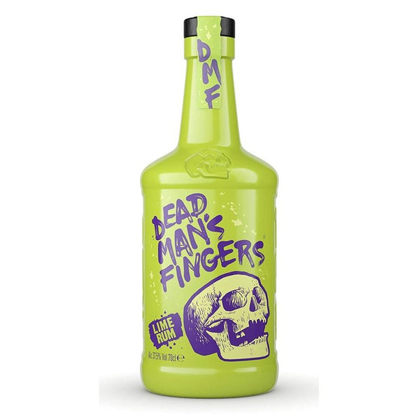 Dead Mans Fingers Lime Rum, 70cl