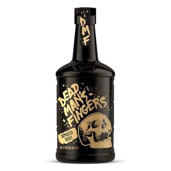 Dead Mans Fingers Spiced Rum, 70cl