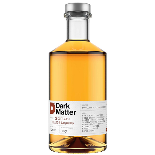 Dark Matter Chocolate Orange Liqueur, 50cl