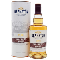Deanston 2002 - 17Yr Organic PX Finish, 70cl