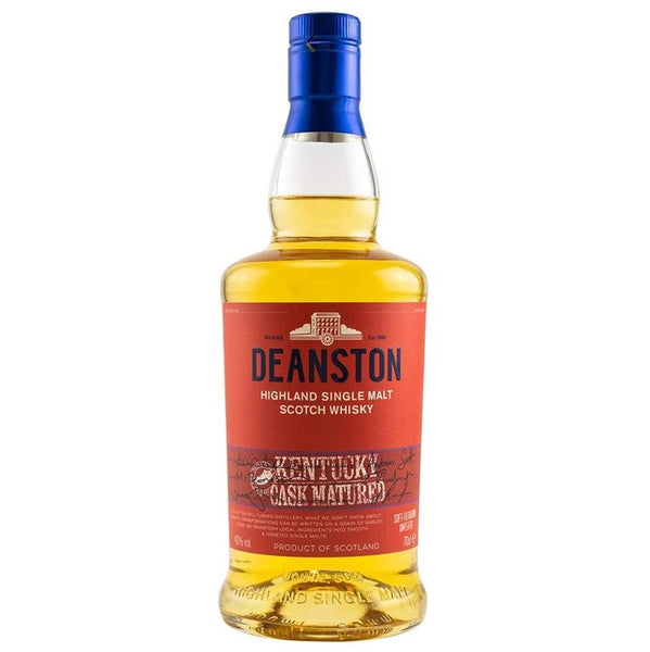 Deanston Kentucky Cask Malt Whisy, 70cl