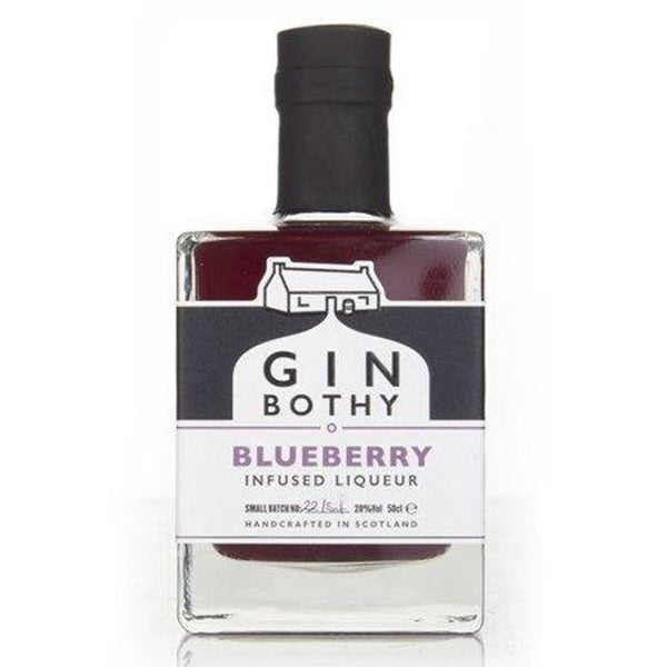Gin Bothy Blueberry Liqueur, 50cl