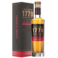 Glasgow 1770 Malt Whisky - The Original, 50cl