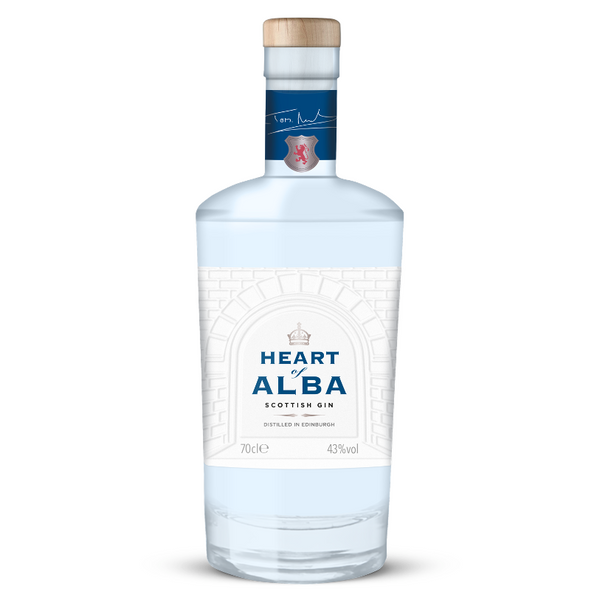 Heart Of Alba Scottish Gin, 70cl