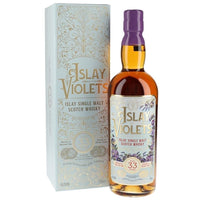 Islay Violets Islay Malt Whisky 33yr, 70cl
