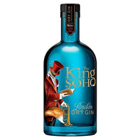 The King of Soho Gin 70cl
