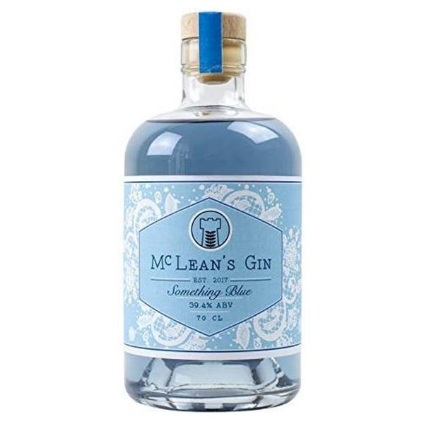 McLeans Gin Something Blue, 70cl
