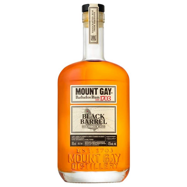 Mount Gay Black Barrel Rum, 70cl