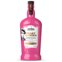 Peaky Blinder Raspberry Rum Cream Liqueur, 70cl