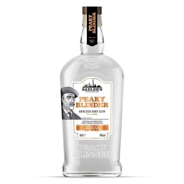 Peaky Blinder Spiced Dry Gin, 70cl