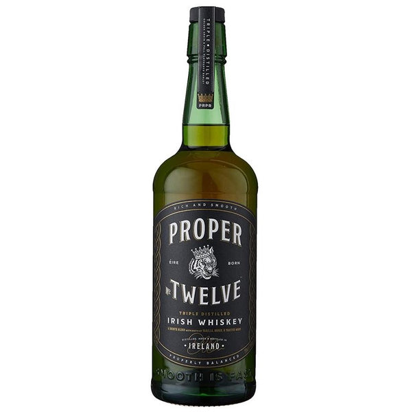 Proper Twelve Irish Whiskey, 70cl