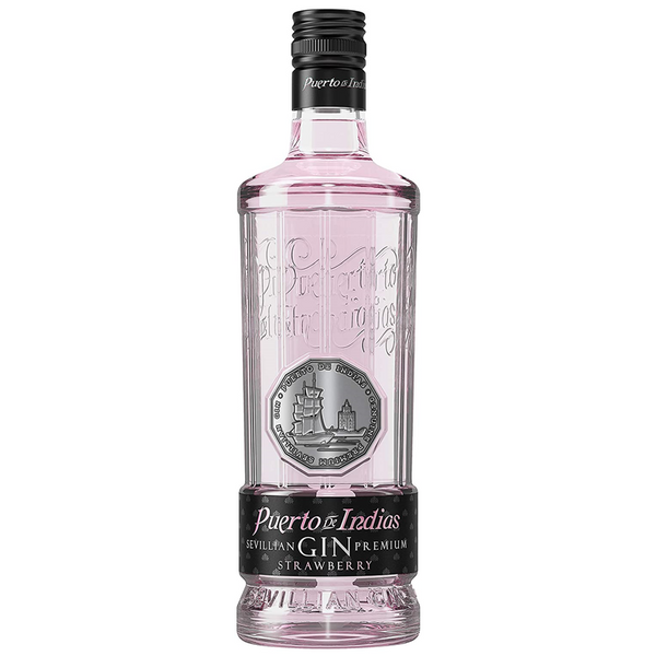 Puerto De Indias Strawberry Gin, 70cl