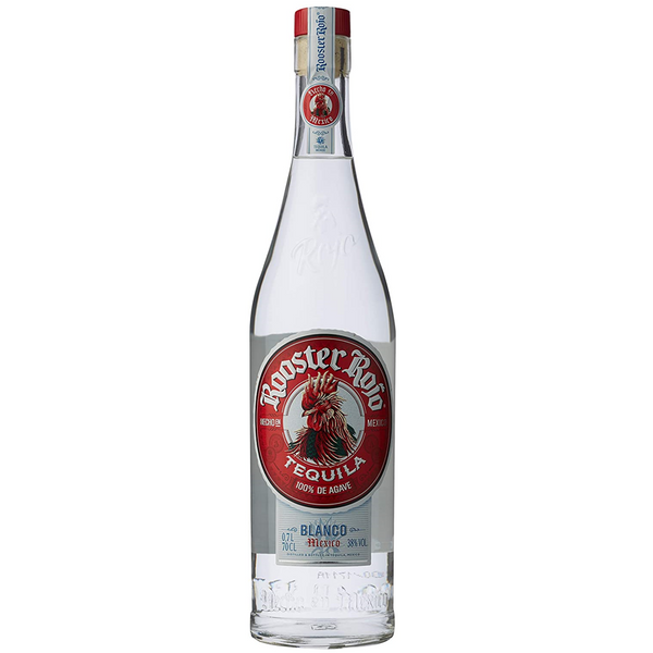 Rooster Rojo Blanco, 70cl