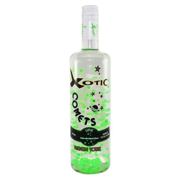 Xotic Comets Lime, 75cl