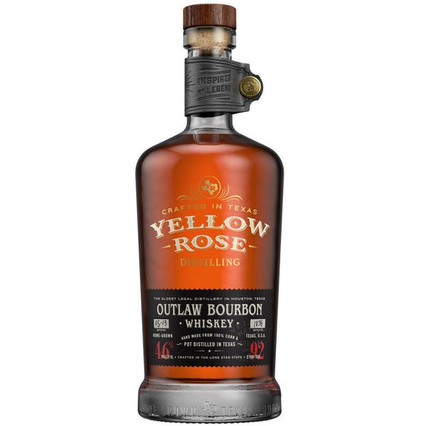 Yellow Rose Outlaw Black Label, 70cl