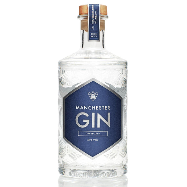 Manchester Gin Overboard, 50cl