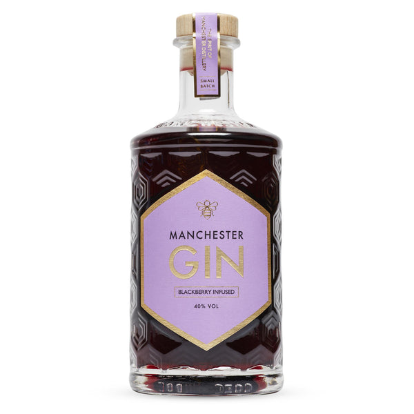 Manchester Gin Blackberry Infused , 50cl