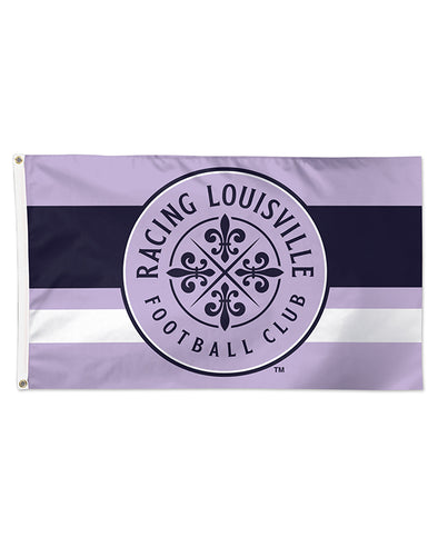 Racing Louisville FC Deluxe 3' By 5' Flag