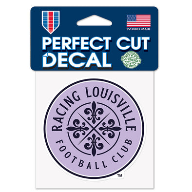Racing Louisville FC Perfect Cut Decal