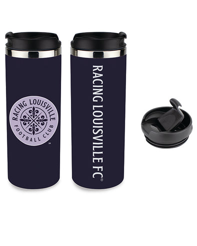 Racing Louisville FC Stainless Steel Tumbler