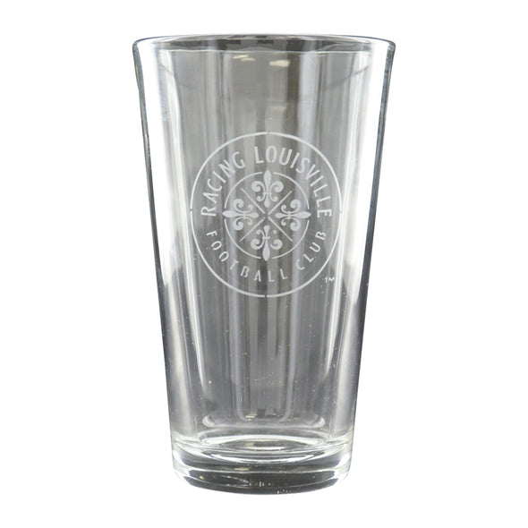 Racing Louisville FC Ale Glass