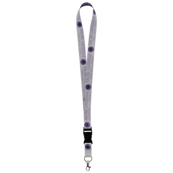 Racing Louisville FC Away Kit Breakaway Lanyard