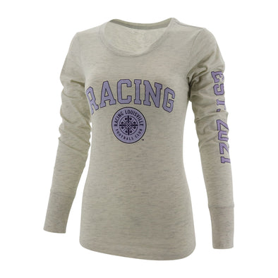 Racing Louisville FC Arch Long Sleeve Tee