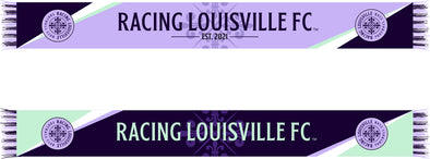 Racing Louisville FC Summer Scarf