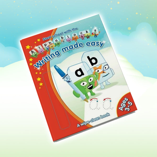 Alphablocks Book Bundle