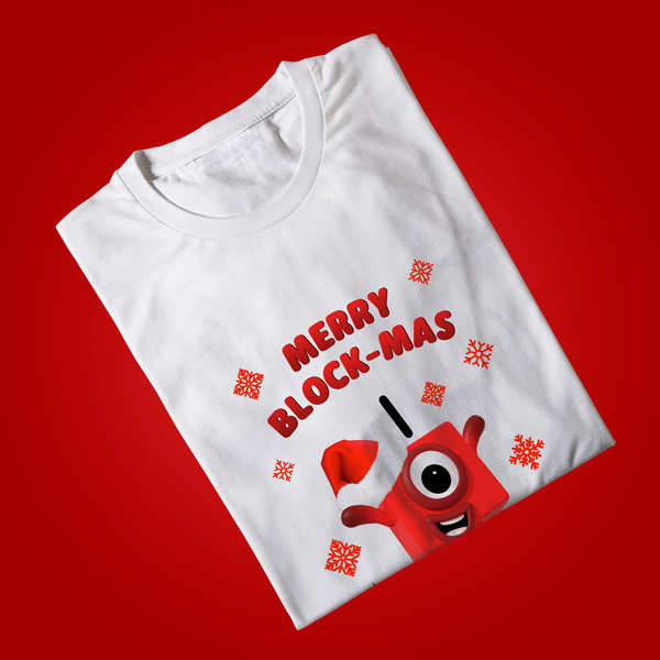 Number One Festive, limited edition T