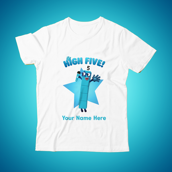 High Five! personalised T