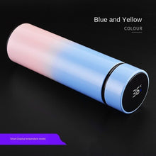 Load image into Gallery viewer, Creative Thermos Cup Smart Thermometer Water Cup LED Display Temperature Business Gift Thermos Cup  Water Bottle Kettle Thermos