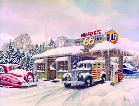 Mable's 66 Diner