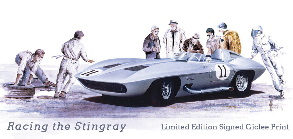 Racing the Stingray