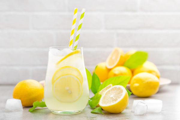 Homemade Style Lemonade - Simple Syrup