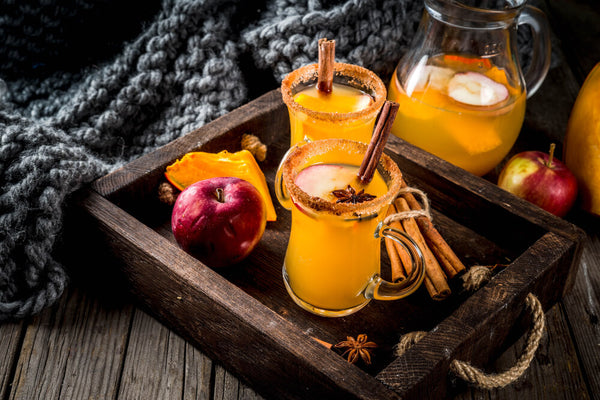 Old Fashioned Spiced Apple Cider