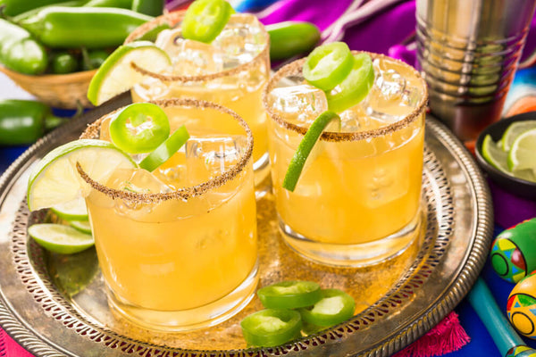 Spicy Hatch Margarita