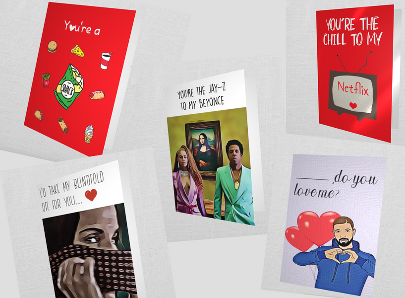 Funny Cards For Valentines Day