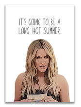 Load image into Gallery viewer, Caroline Flack Love Island Card