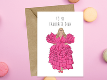 Load image into Gallery viewer, Gemma Collins Diva Card