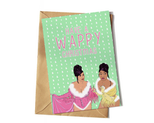 Load image into Gallery viewer, Cardi B & Megan Thee Stallion Wap Christmas Card