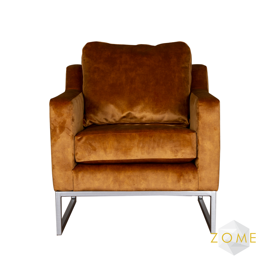 Abbot Accent Chair - Zome Home ltd