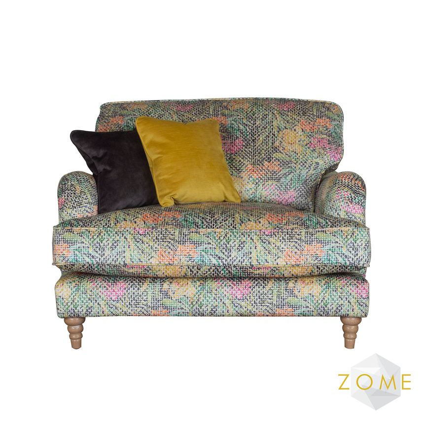 Stratus Love Chair - Couture Multi - Zome Home ltd