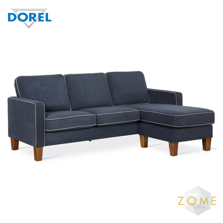 The Novogratz Bowen Sectional Sofa