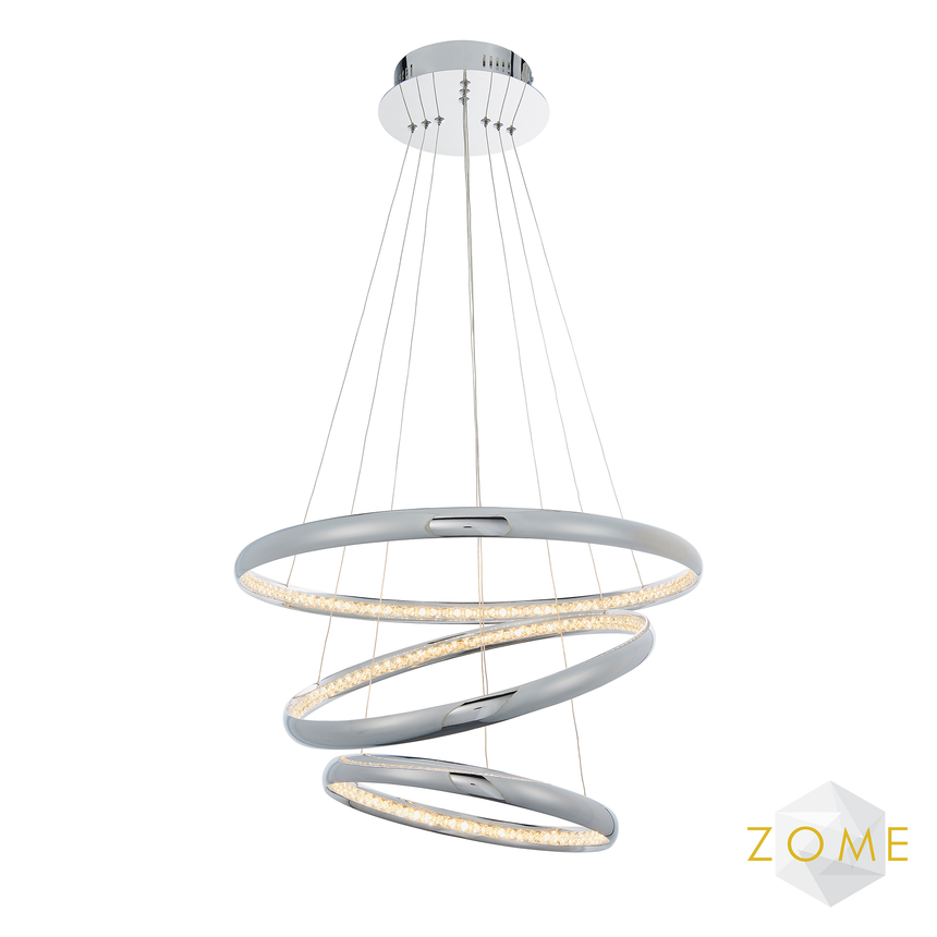 Halo Small Pendant Ceiling Light - Zome Home ltd