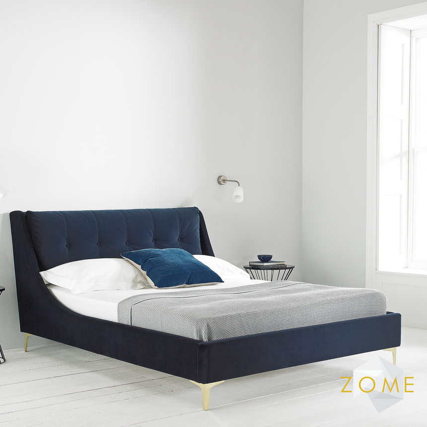 Lunar Bedframe - Zome Home ltd