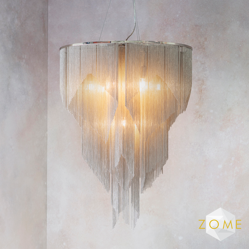 Seraphim Seven Ceiling Light - Zome Home ltd