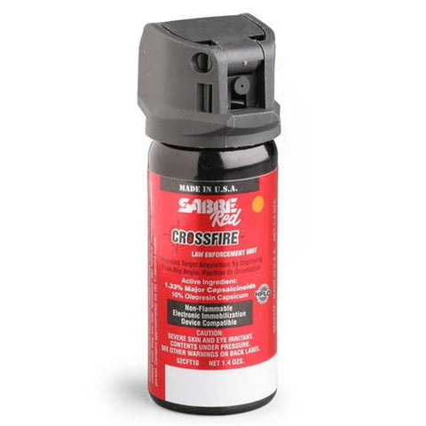 Sabre Red Crossfire Pepper Spray
